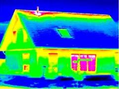 dispersioni termiche casa