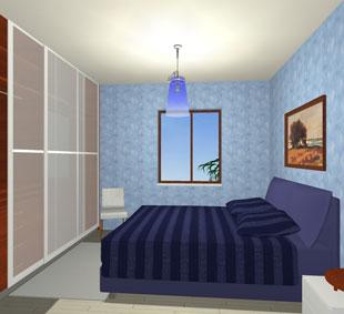 Camera Matrimoniale 14 Mq.Camera 04 La Casa Giusta